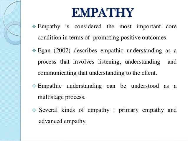 advanced empathy wiki