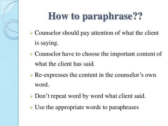 how to respond to inappropriate comments from client in counselling
