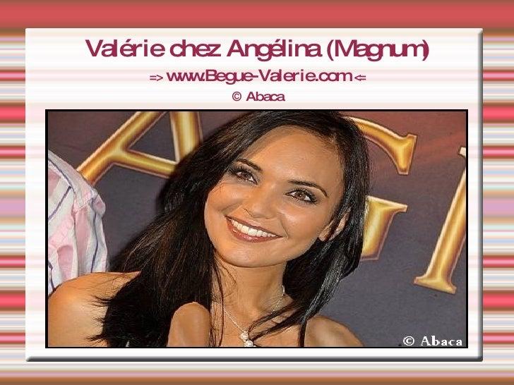 Valérie chez Angélina (Magnum) =>  www.Begue-Valerie.com  <= © Abaca