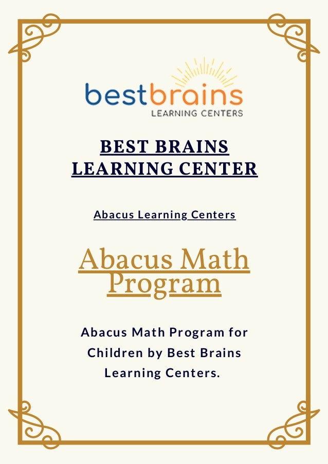 abacus math program for children by best brains learning centers 1 638