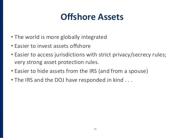 how to get an offshore bank account