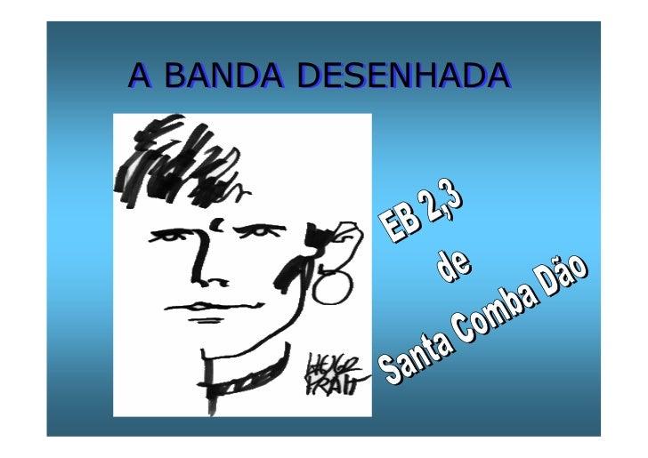 A BANDA DESENHADA