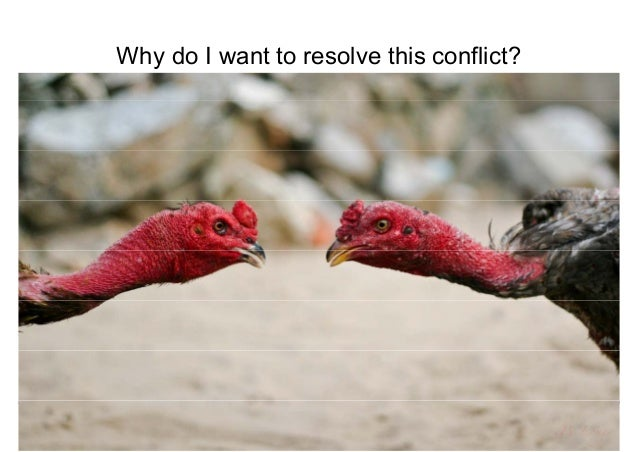 WWhhy ddo II wantt tto resollve tthhiis confflliictt??  Negotiations for Conflict Management  Mohammad Tawfik  #WikiCourse...