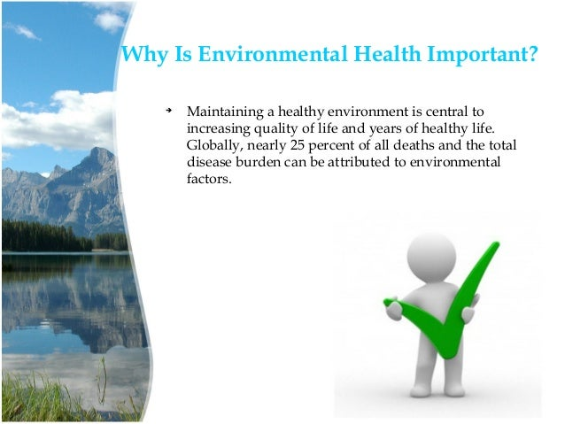 Impact Of Natural Disasters On Health And Environment