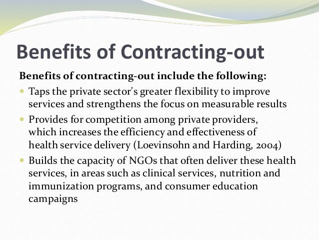 Steps to Design an Effective Contract for Health Services