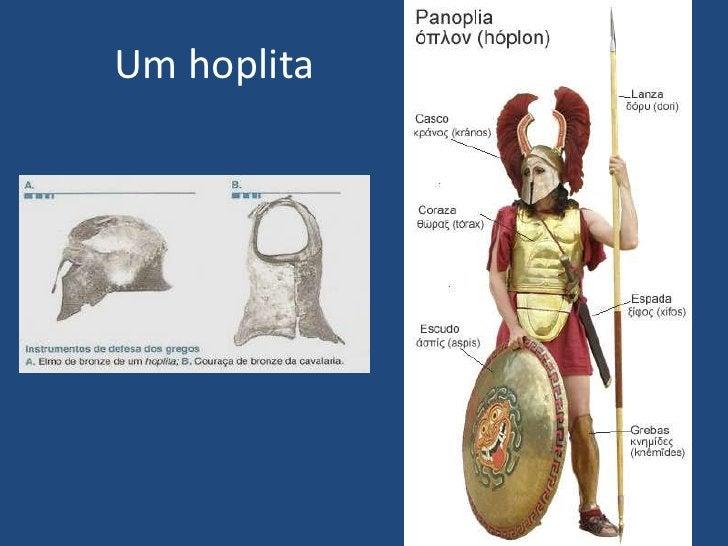 Um hoplita<br />