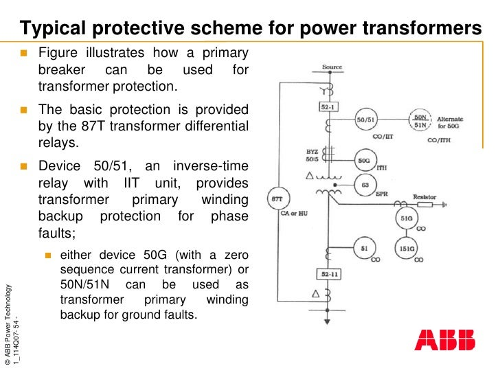 ABB - TRANSFORMERS-PROTECTION-COURSE (2001)