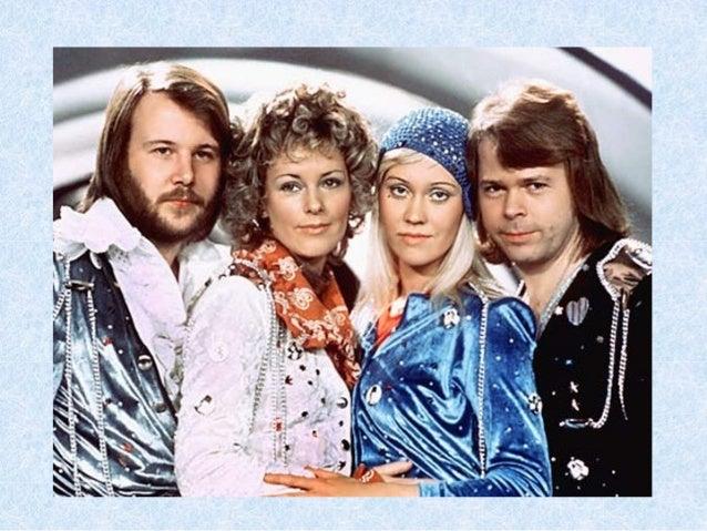 • _______ ist das? Wer • _______ sind sie? Wer • Das ist die Musikgruppe ABBA. • Das sind die Musiker und Sänger von ABBA.