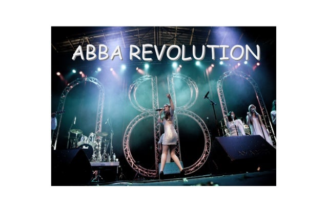 ABBA REVOLUTIONABBA REVOLUTION