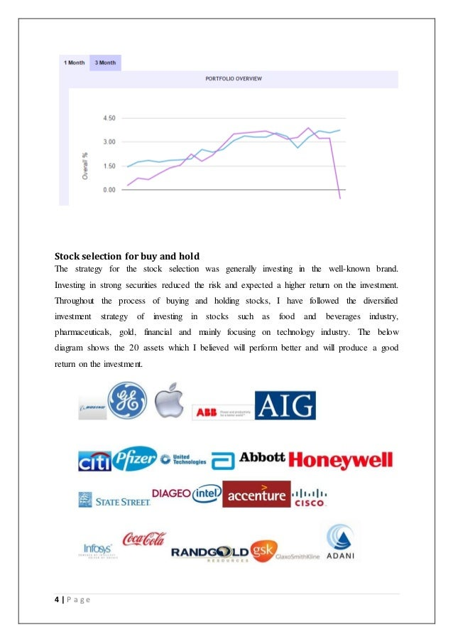 an essay on stocks selection 1 essay on the meaning of stock exchange: industrial securities market can be broadly divided into two parts, ie, namely, primary markets or new issues market (nim) and secondary markets or stock markets thus the primary market or nim deals with new securities, ie, with those securities which.