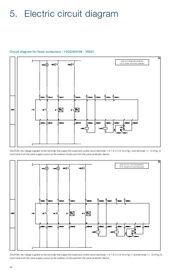 Iec Contactor Wiring Diagram : Iec contactor wiring diagram images