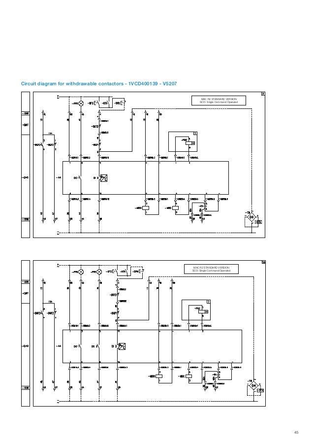 Abb Motor Wiring Diagram