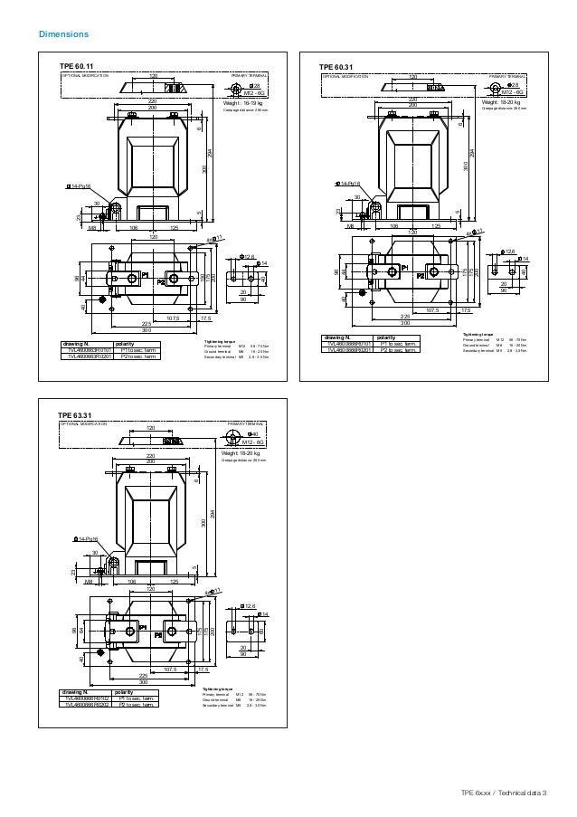 abb tpe medium voltage mv indoor current transformers ct s up to 25 rh slideshare net