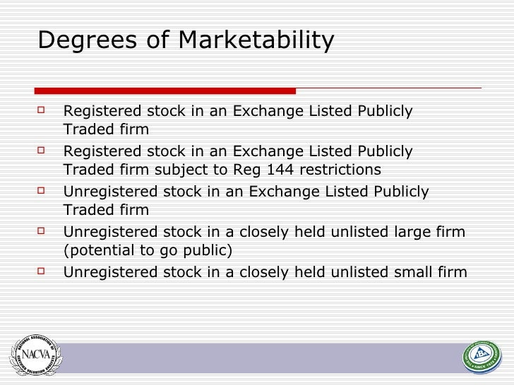 Abbott Disc Lack Marketability Presentation 2