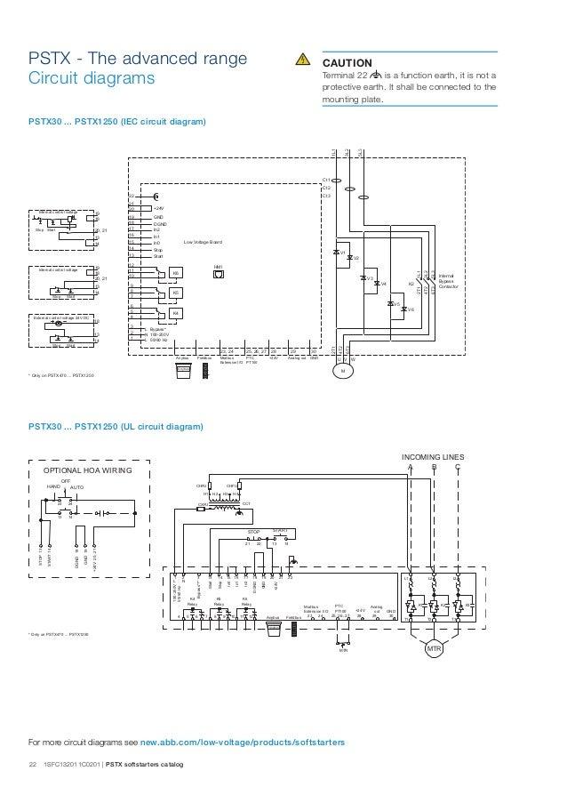 Abb softstartery pstx kat_en15 on
