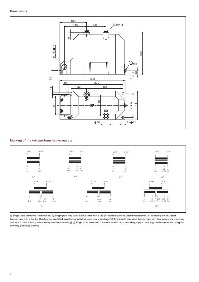 abb instrument transformer reference guide