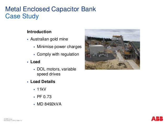 abb case study The consortium and built at abb's transformer facility in st louis, were disassembled and  innovation by abb case study created date.