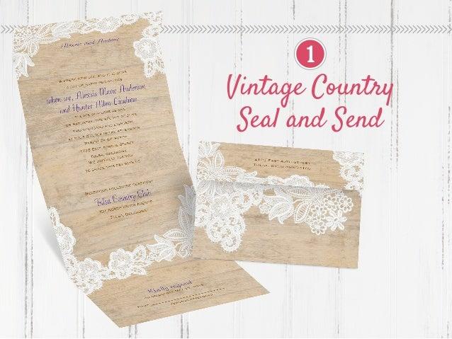 Ann's Bridal Bargains Top 10 Vintage Wedding Invitations