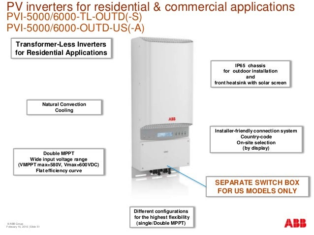 abb training inverters focus on residential and commercial 47