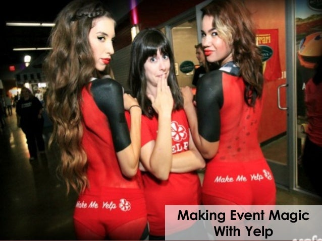 Making Event Magic With Yelp