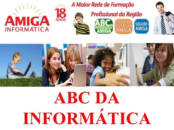 ABC DA INFORMÁTICA
