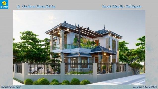 Hotline: 096.345.92.88Maubietthudep.net  Chủ đầu tư: Dương Thị Nga Địa chỉ: Đồng Hỷ - Thái Nguyên