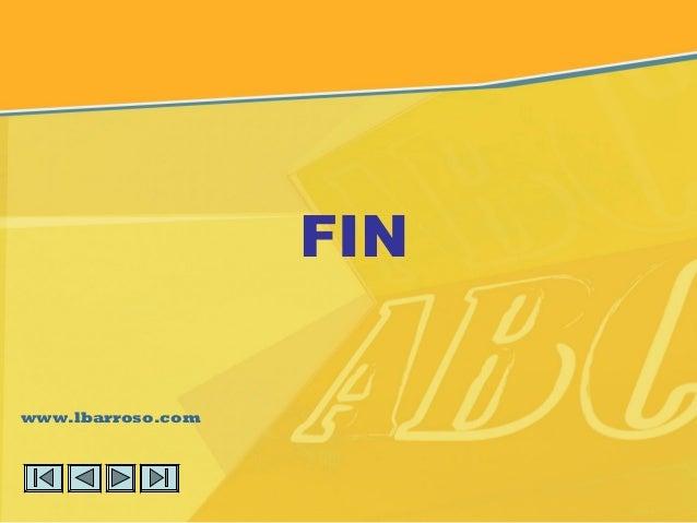 www.lbarroso.com FIN
