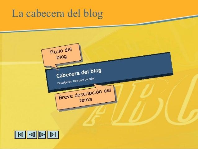 abc del blog Slide 3