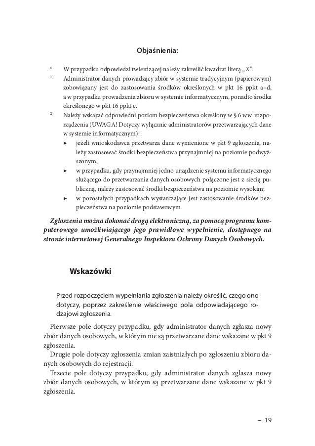0f7193e2c6ae00 19. – 21 Pkt 3. Powierzenie przetwarzania danych osobowych ...