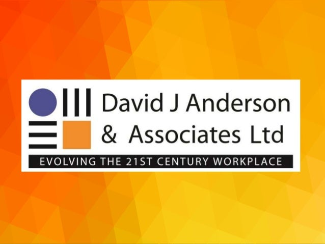 dja@djaa.com @djaa_dja Copyright David J. Anderson & Associates (UK) Ltd.