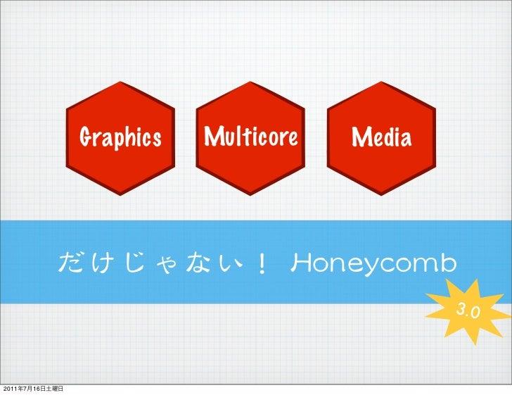 Graphics   Multicore   Media                                               3.02011   7   16
