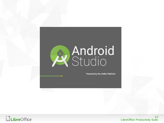 23 LibreOffice Productivity Suite