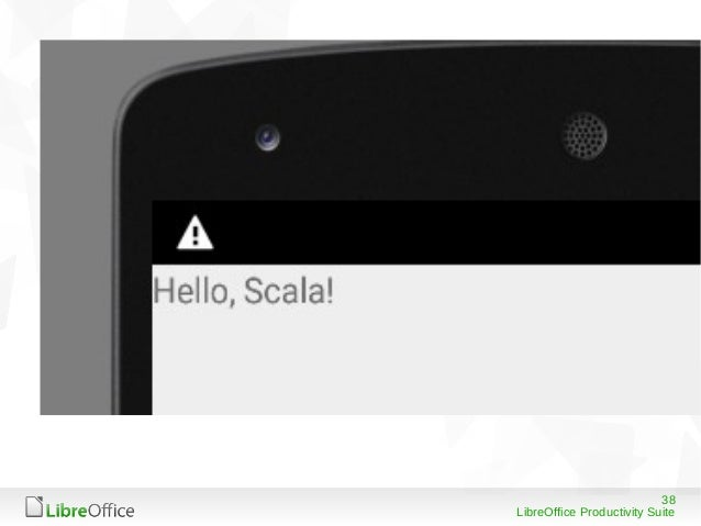 38 LibreOffice Productivity Suite