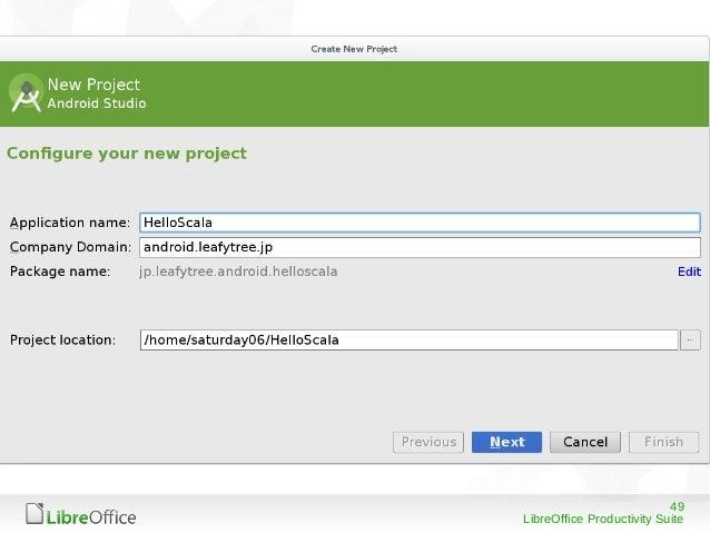 49 LibreOffice Productivity Suite