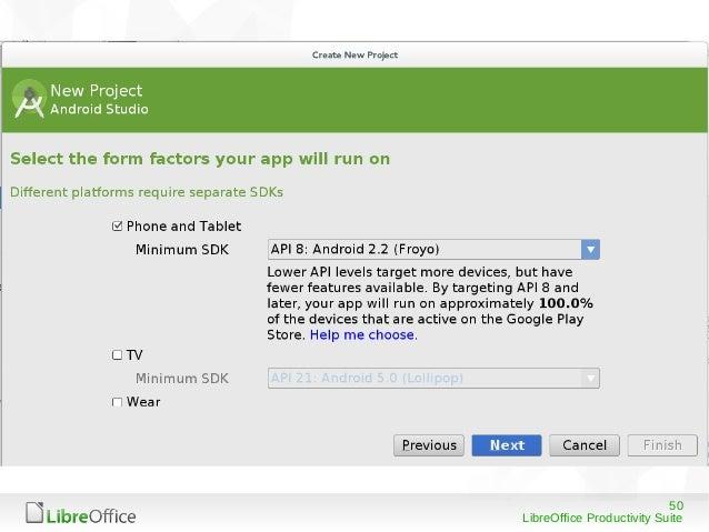50 LibreOffice Productivity Suite