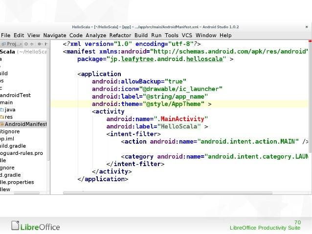 70 LibreOffice Productivity Suite