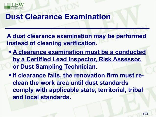 Lead Based Paint Inspector Jobs
