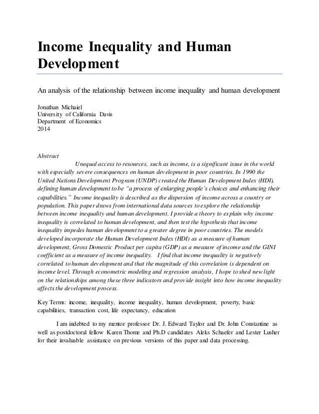 relationship between education and human development