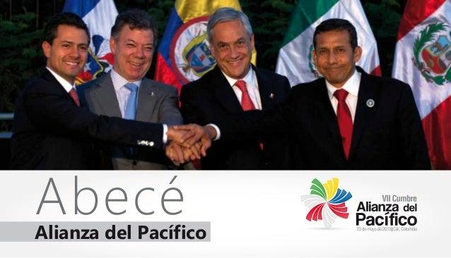 Alianza del PacíficoAbecé