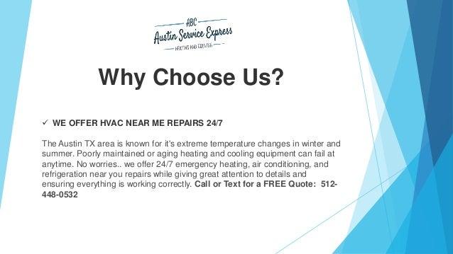 24 7 Ac Repairs Austin