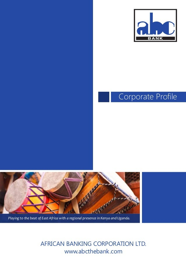 Corporate Profile Our Branch Network Playing to the beat of East Africa with a regional presence in Kenya and Uganda. AFRI...