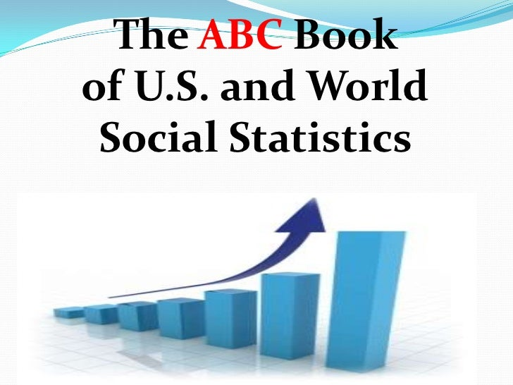 The ABC Book of U.S. and World Social Statistics<br />