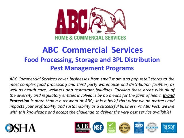 Abc Commercial Services Overview