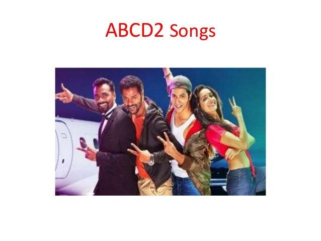 Abcd 2 songs lyrics
