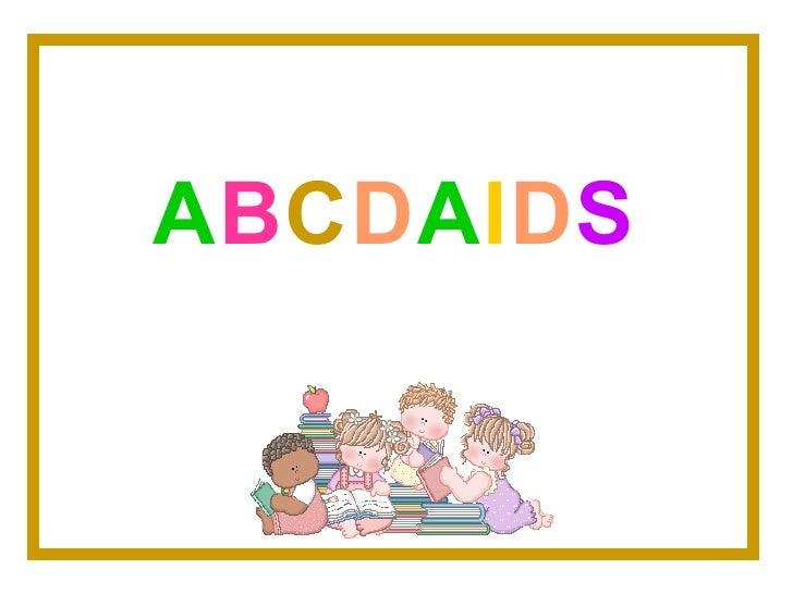 B A C D I A D S