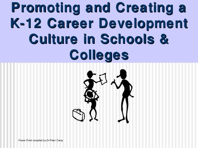 The australian blueprint for career development promoting and creating ak 12 career development culture in schools colleges power point compiled malvernweather Choice Image