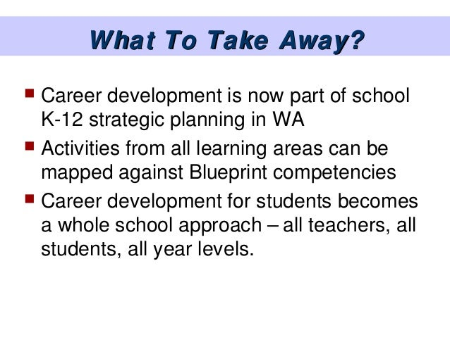 The australian blueprint for career development 26 malvernweather
