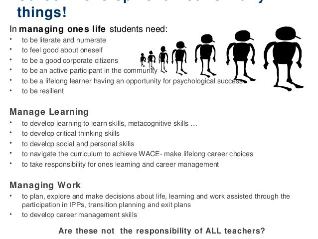 The australian blueprint for career development learning 8 things malvernweather Gallery