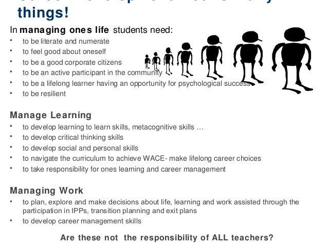 The australian blueprint for career development learning 8 things malvernweather Images