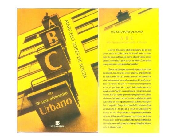 Abc do desenvolvimento urbano